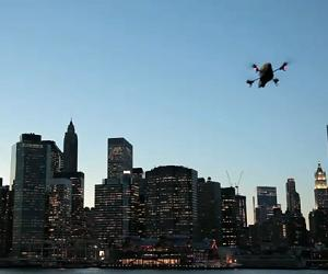 big apple drones